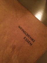 Weinschenke, Wien
